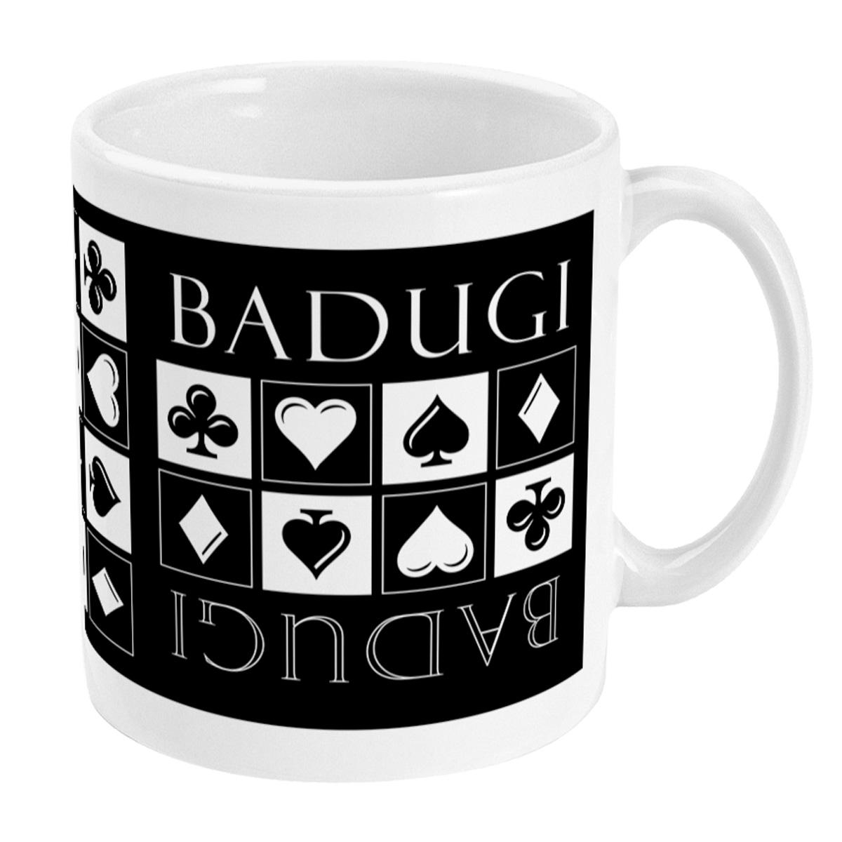 Badugi Poker Mug - Right