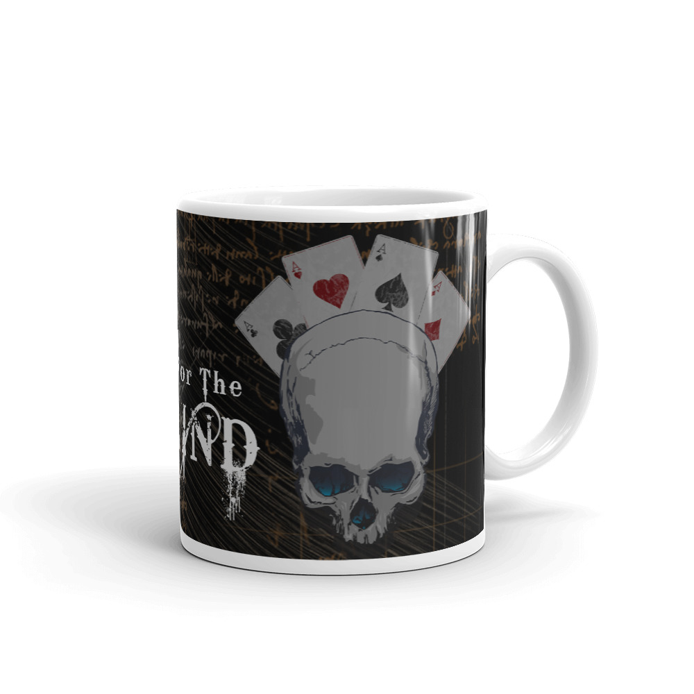 Plan for the Grind Poker Mug-Right