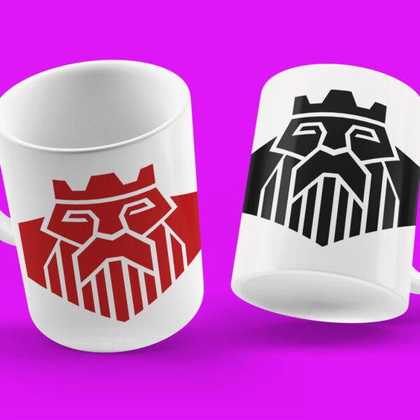 Kings Poker Mug