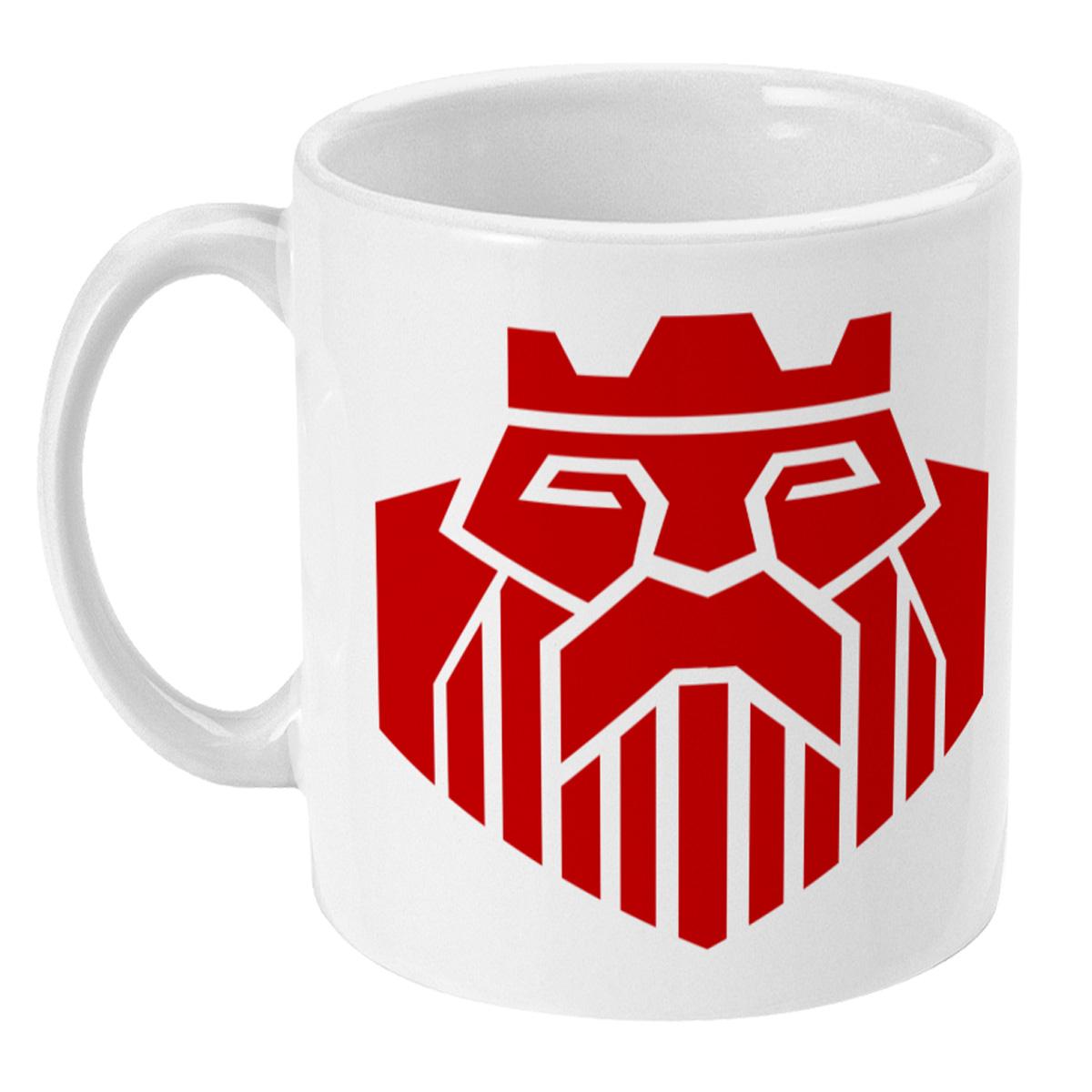 Kings Poker Mug - Left