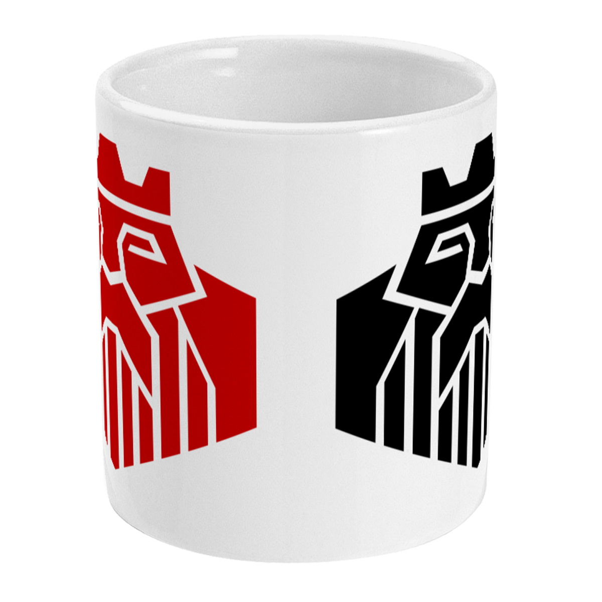 Kings Poker Mug - Middle