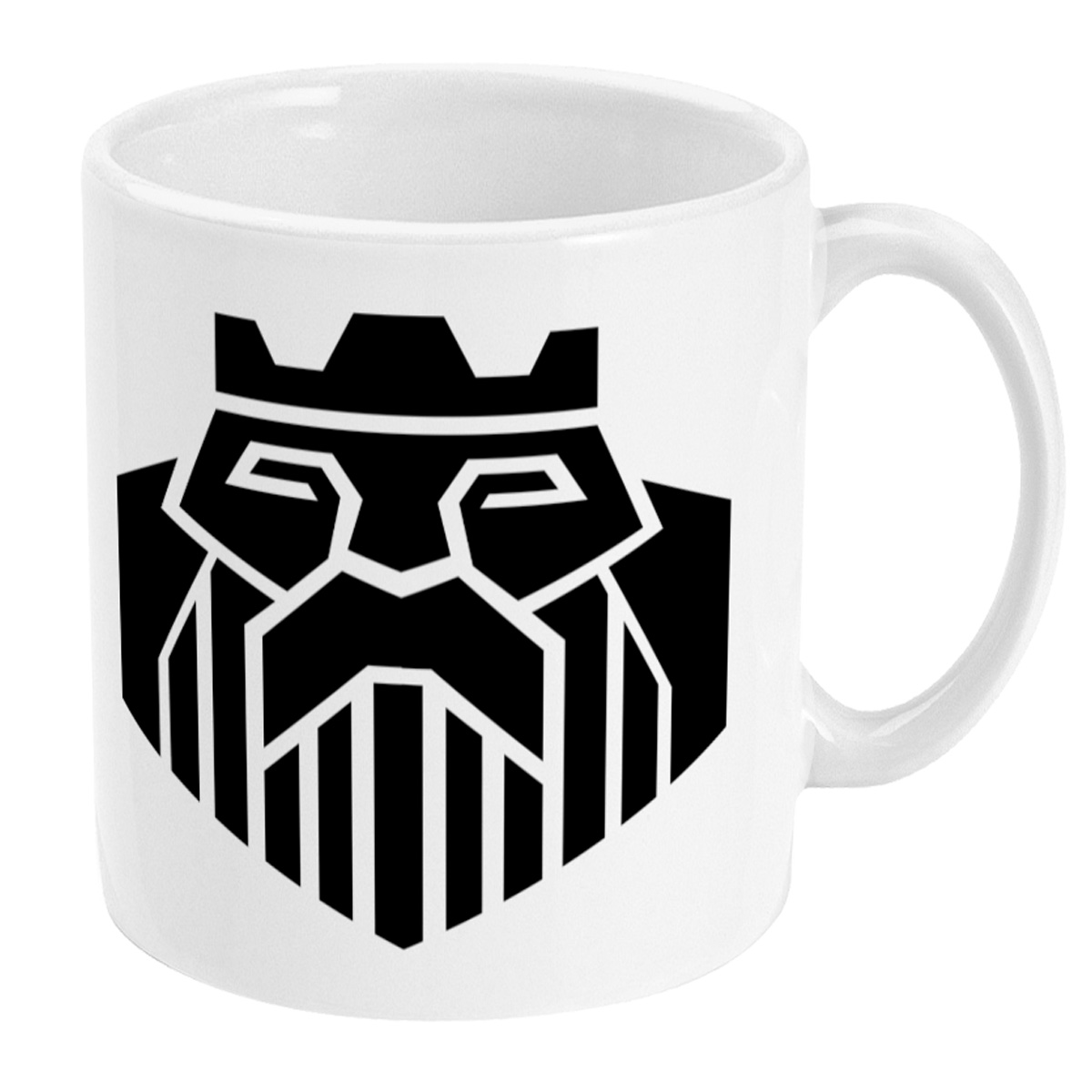 Kings Poker Mug -Right