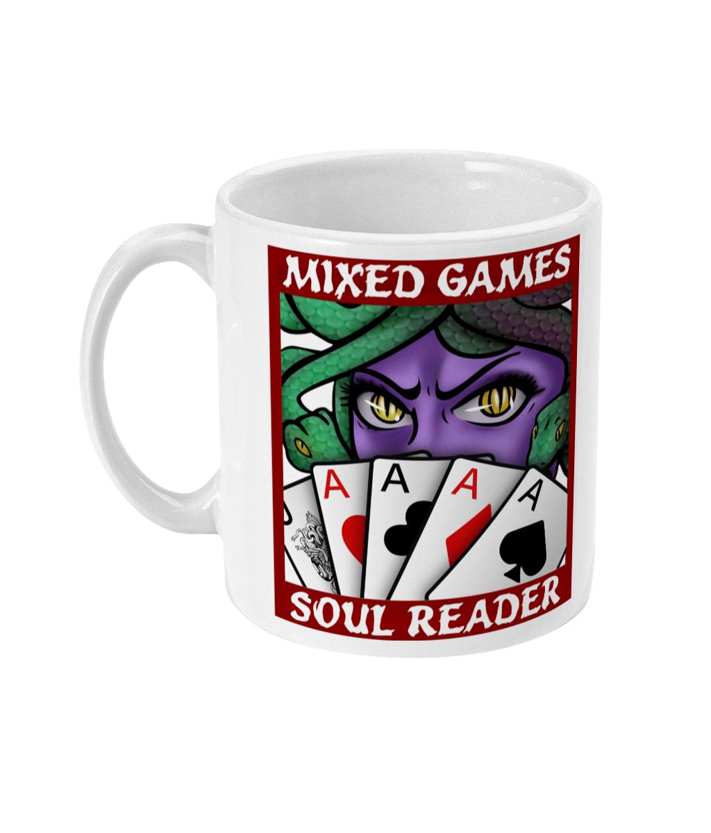 Mixed Games Soul Reader Mug