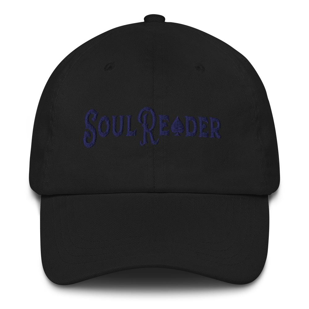 Tonyw4rriorz SoulReader Classic Dad Hat-black