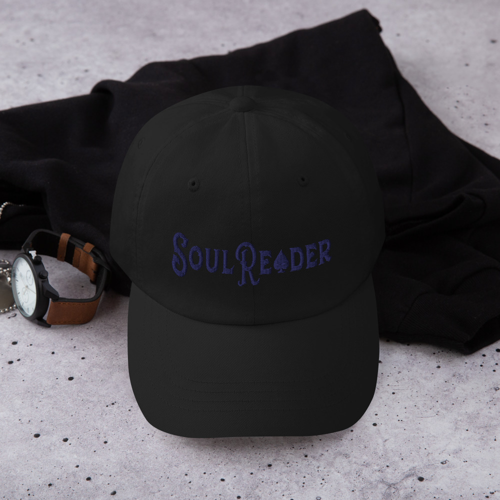 Tonyw4rriorz SoulReader Classic Dad Hat