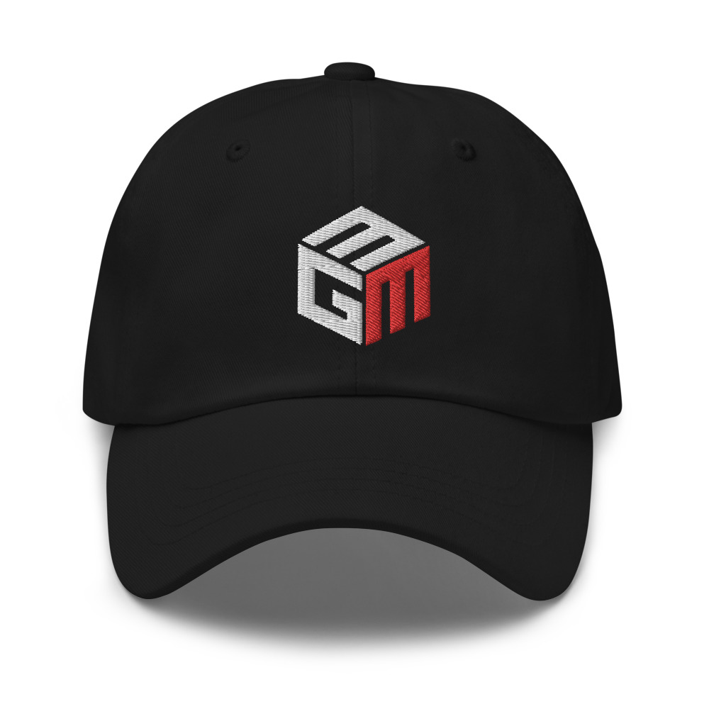 Mixed Games Movement Poker Dad Hat