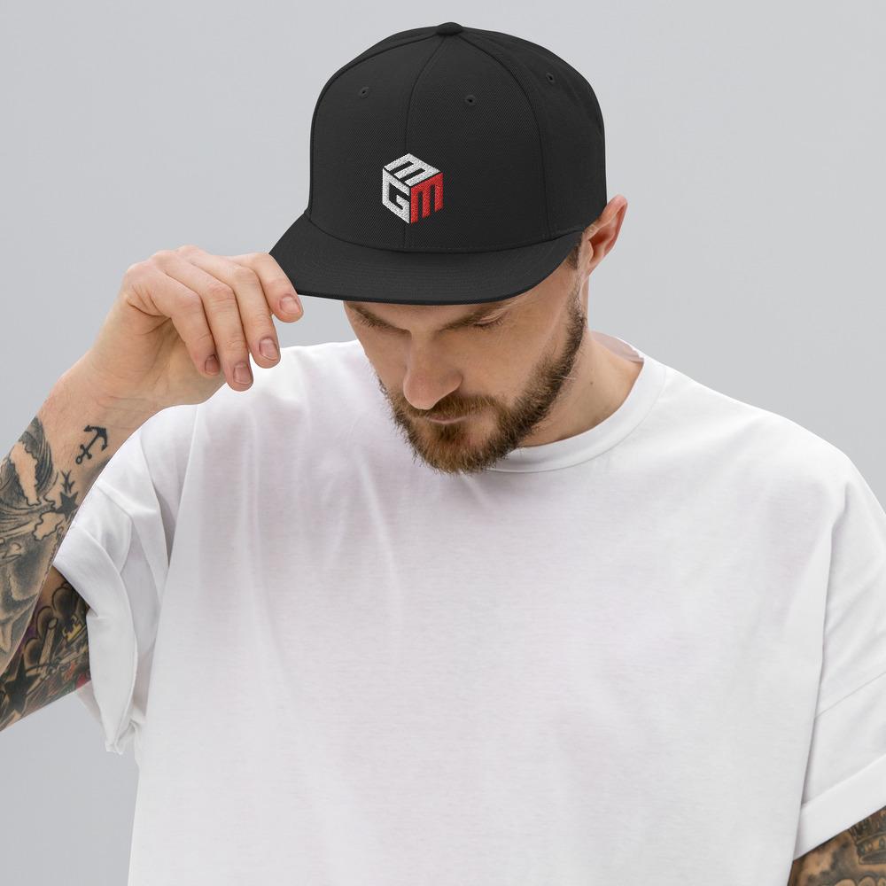 Mixed Games Movement Snapback Cap