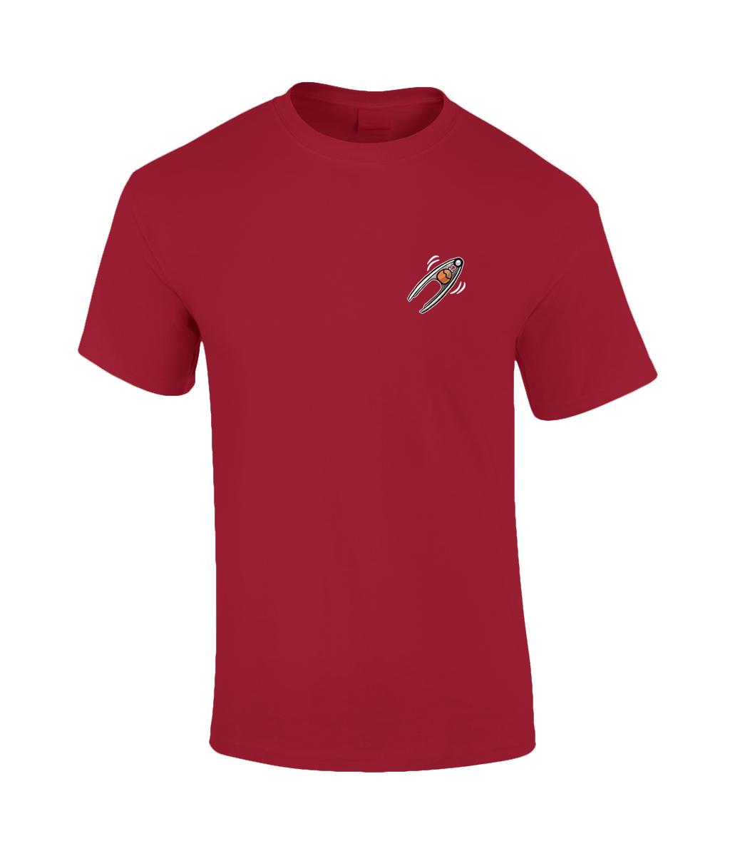 NutCracker-Unisex_T-Shirt_CherryRed