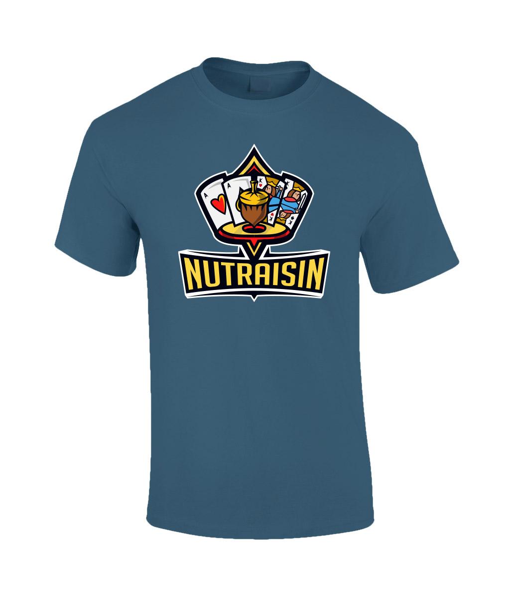 NutRaisin-Unisex-T-Indigo