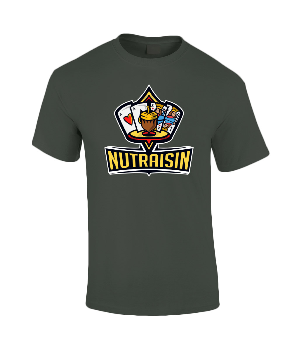 NutRaisin-Unisex-T-MilitaryGreen