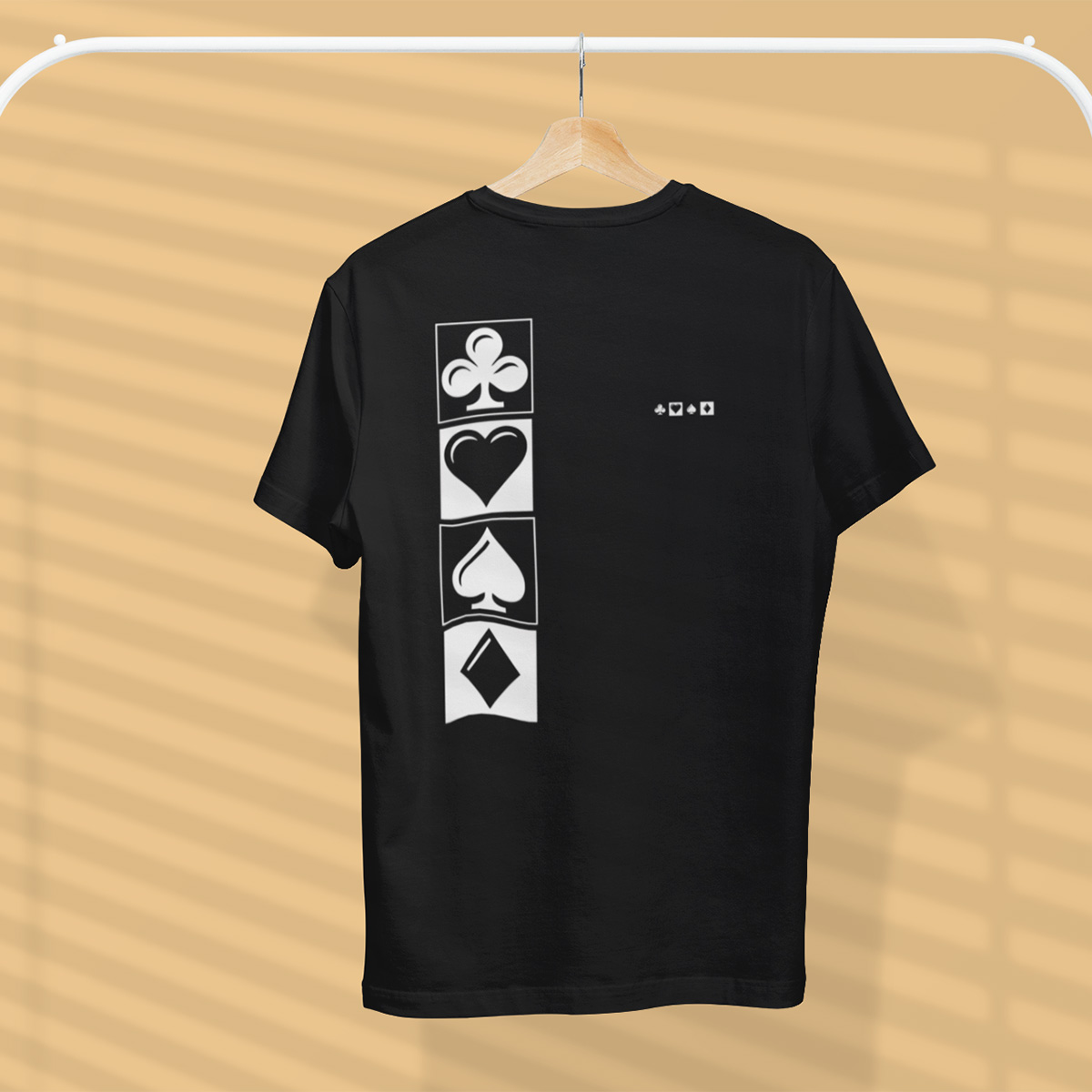 All the suits poker T-Shirt