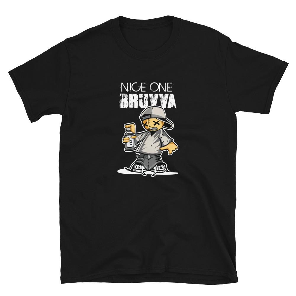 Nice-One-Bruvva-Poker-T-Shirt_Black