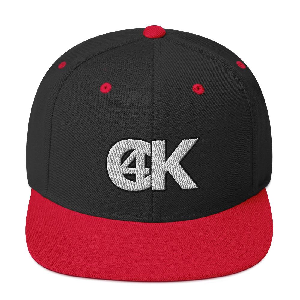 Cash4King-Snapback-Cap-Black-Red