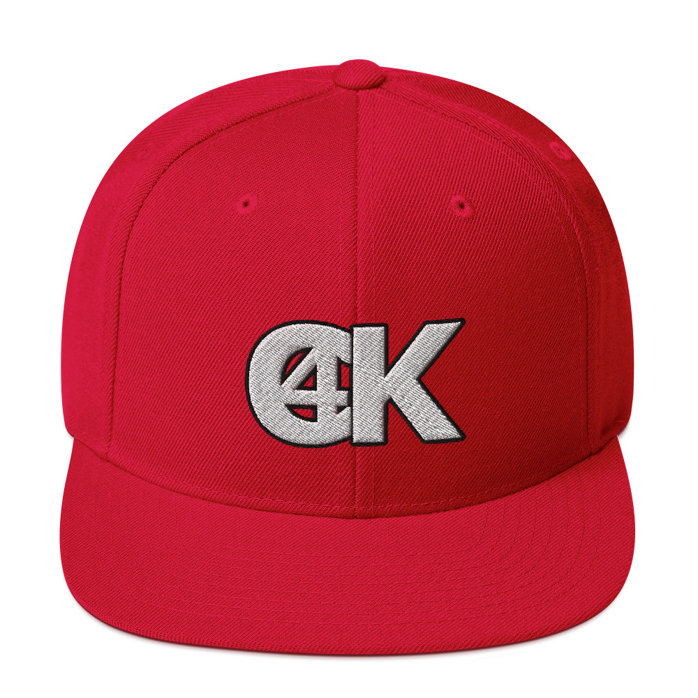 Cash4King-Snapback-Cap-Red