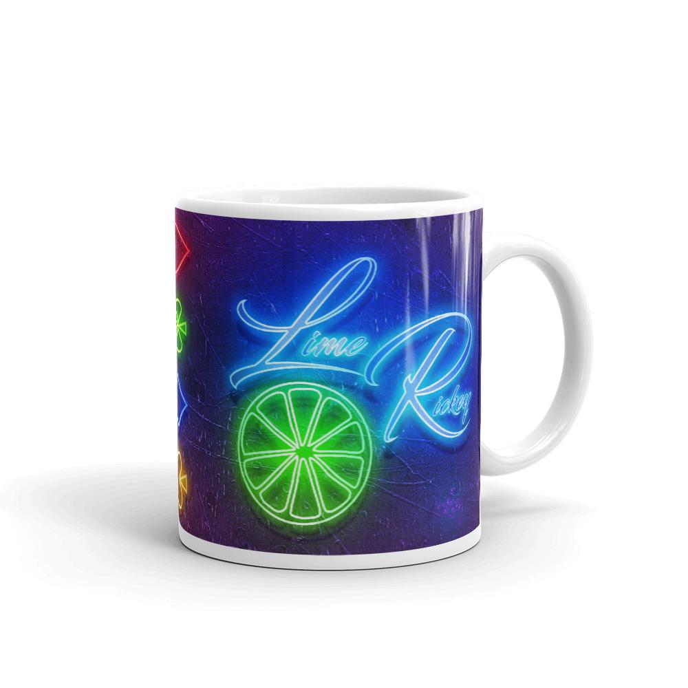 LimeRickey 11oz Mug Right