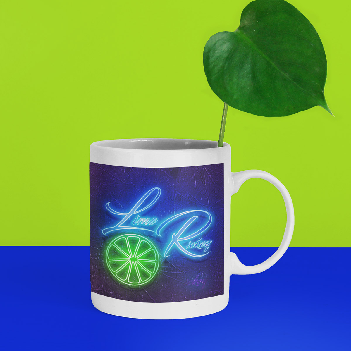 LimeRickey Mug