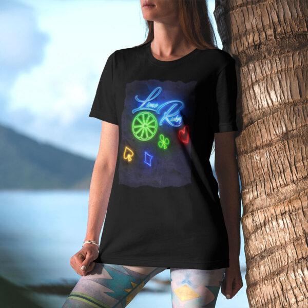 LimeRickey Poker T-Shirt