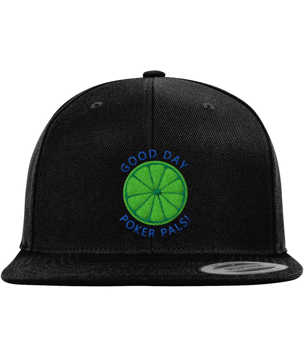 Limerickey Snapback Cap - Black