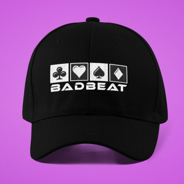 BadBeat Official Dad Hat
