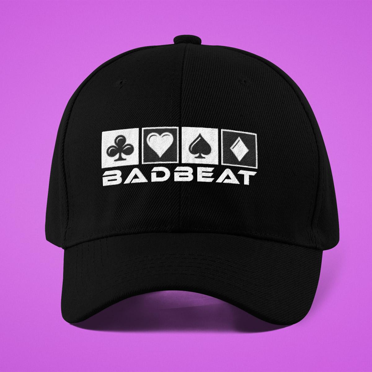 BadBeat Official Dad Hat