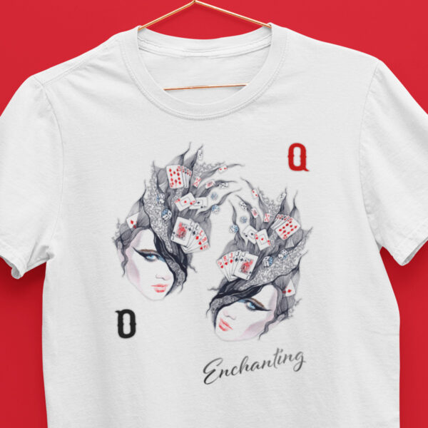 Enchanting Poker T-Shirt