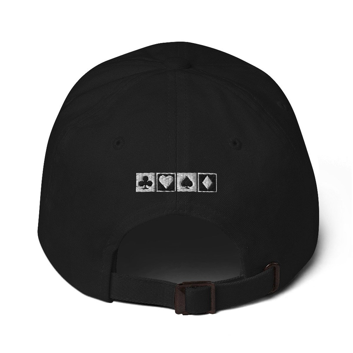 Player Dad Hat - Black Back