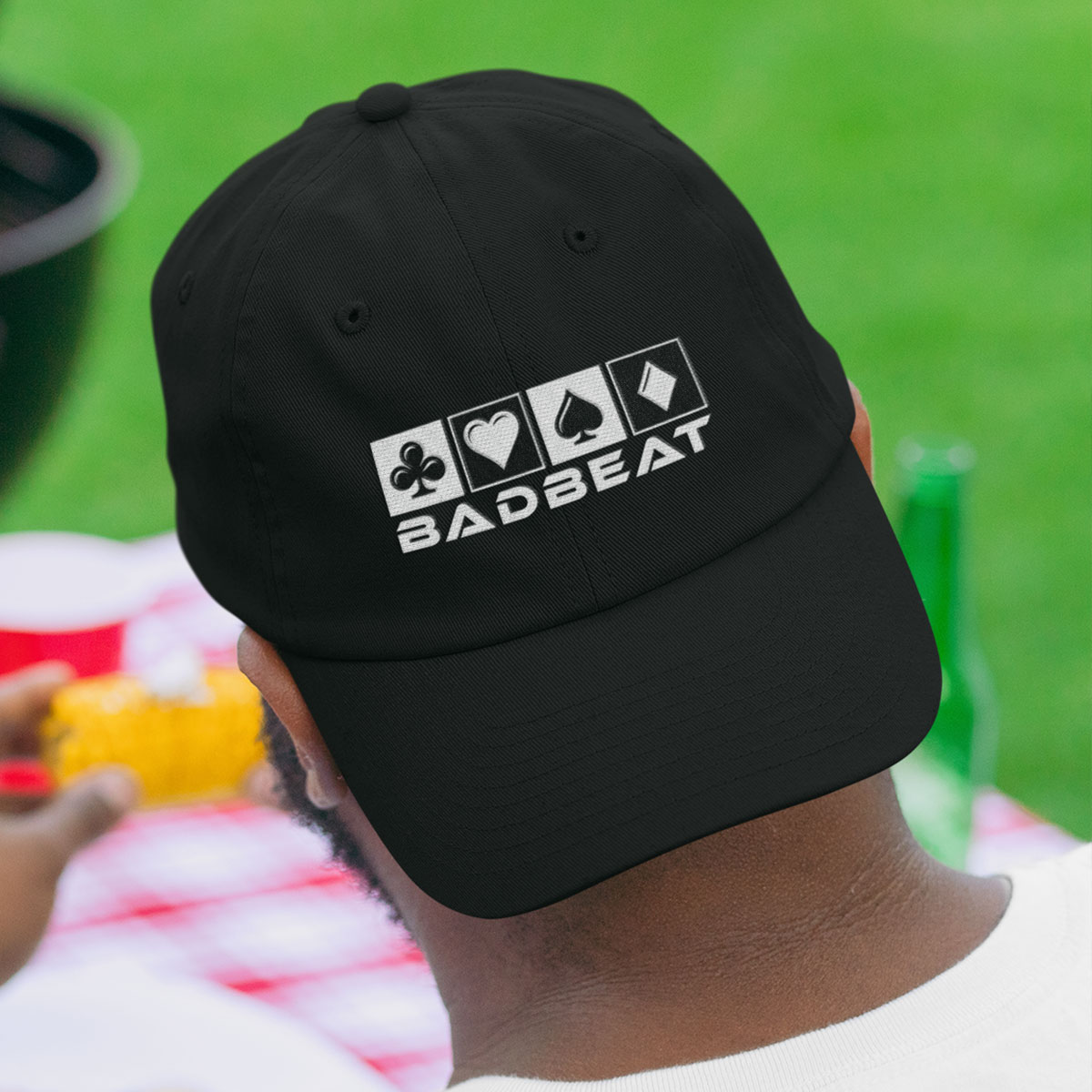Poker Hats and Caps