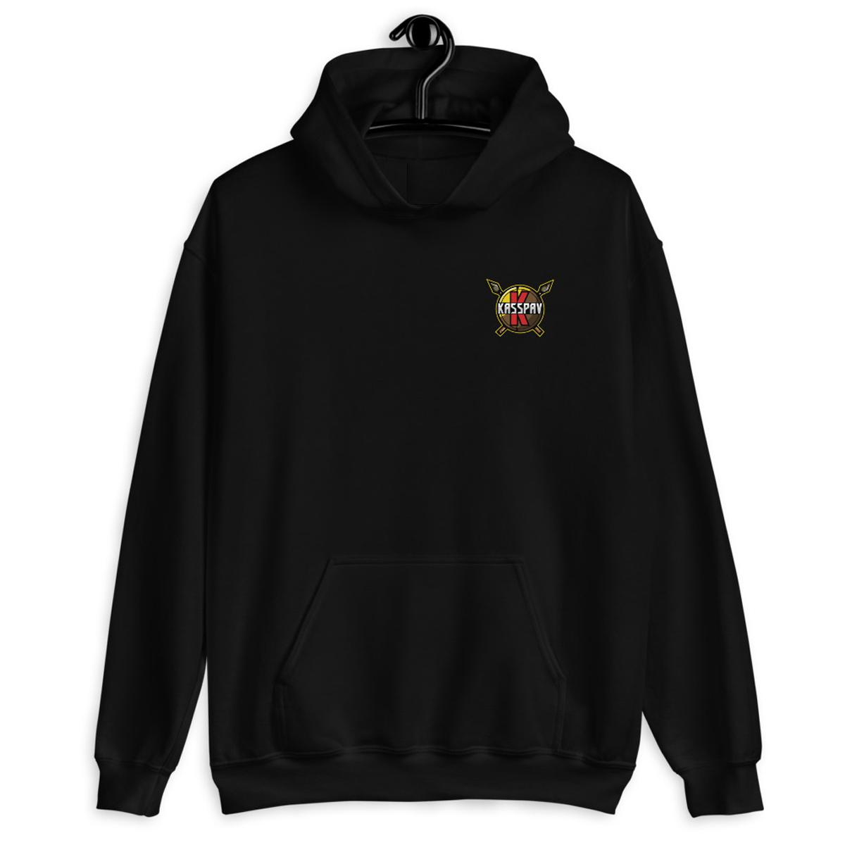 Kasspav Shield Crest Extreme Hoodie