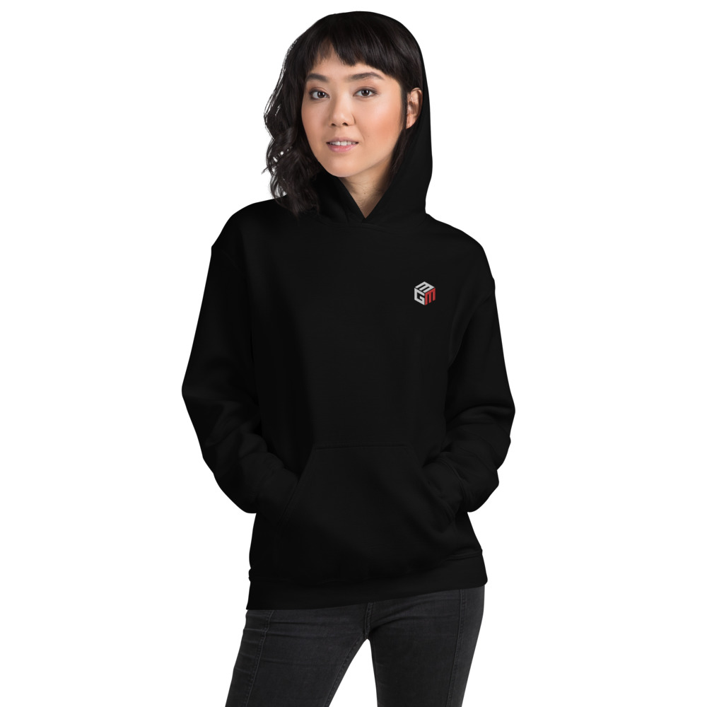 Mixed Games Movement Embroidered Poker Hoodie - Female