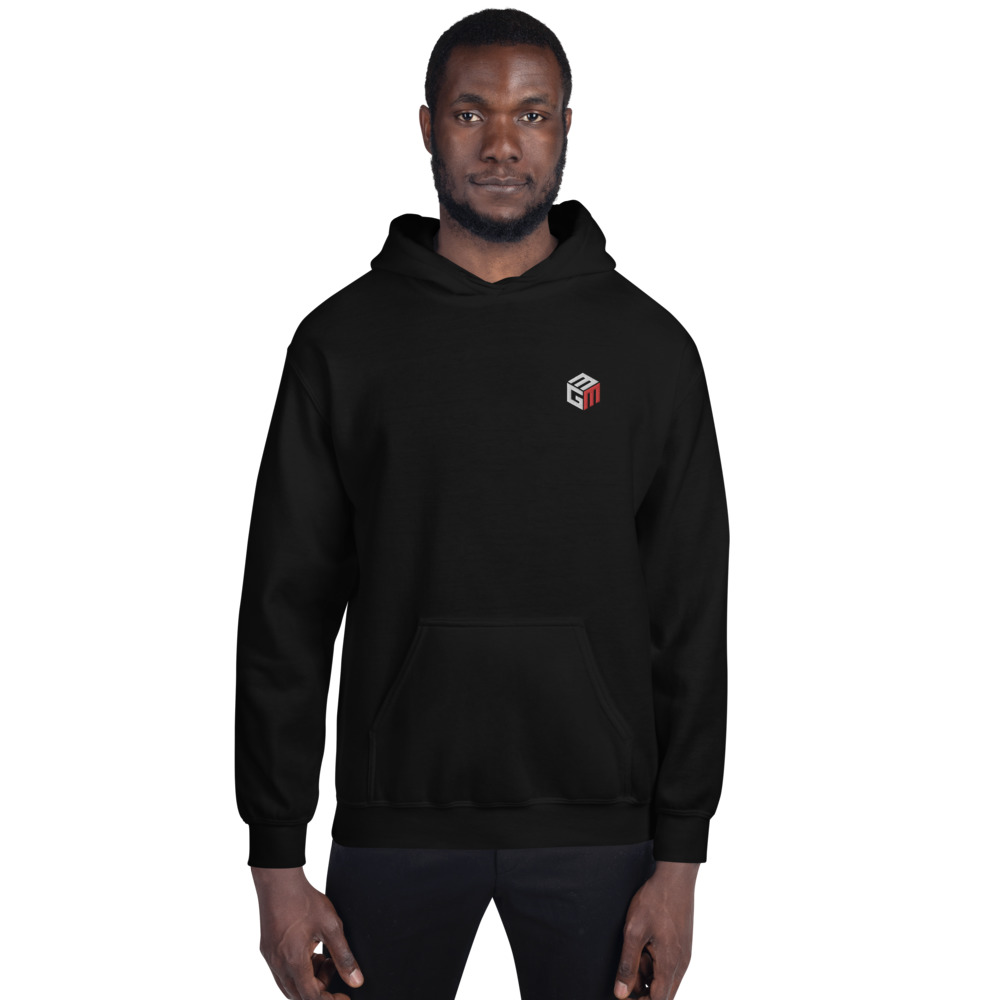 Mixed Games Movement Embroidered Poker Hoodie - Male