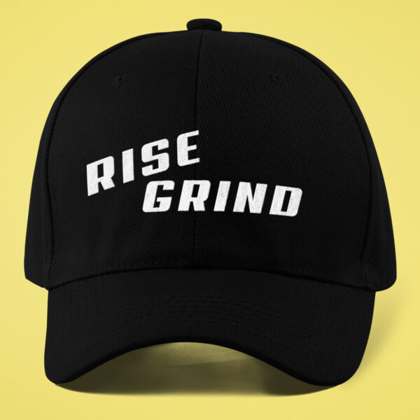 Rise Grind Poker Dad Hat