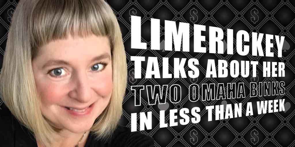 LimeRickey Omaha Binks