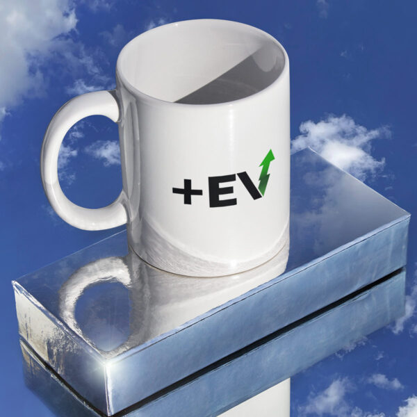 Plus EV Coffee Mug