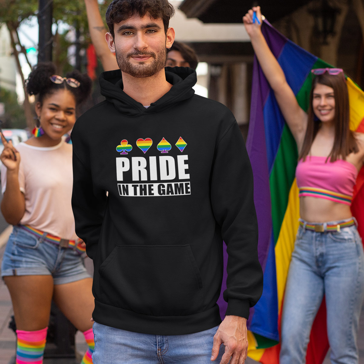 Pride In The Game Hoodie