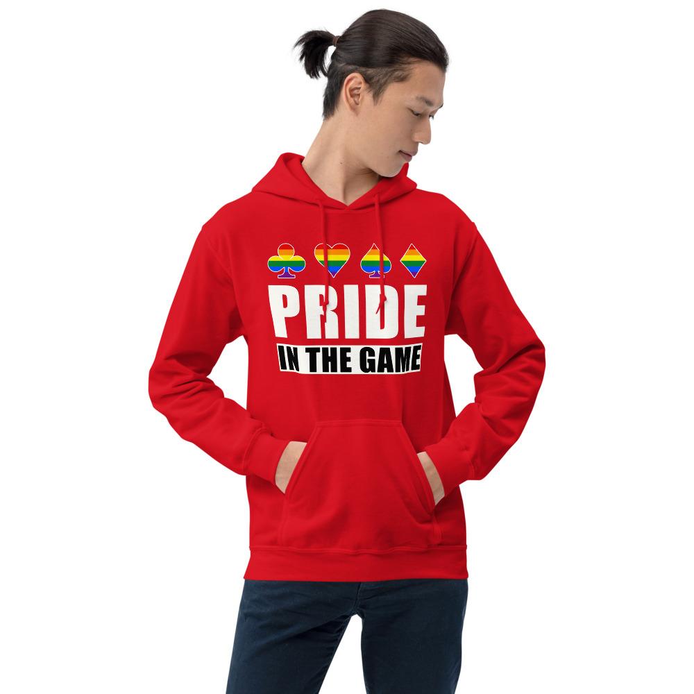 Pride in the Game Hoodie