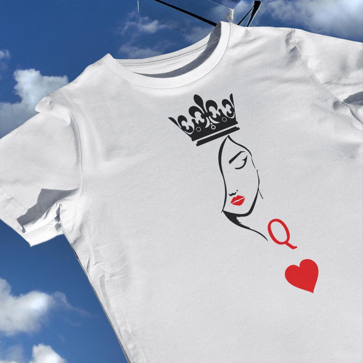 All Heart Poker T-Shirt