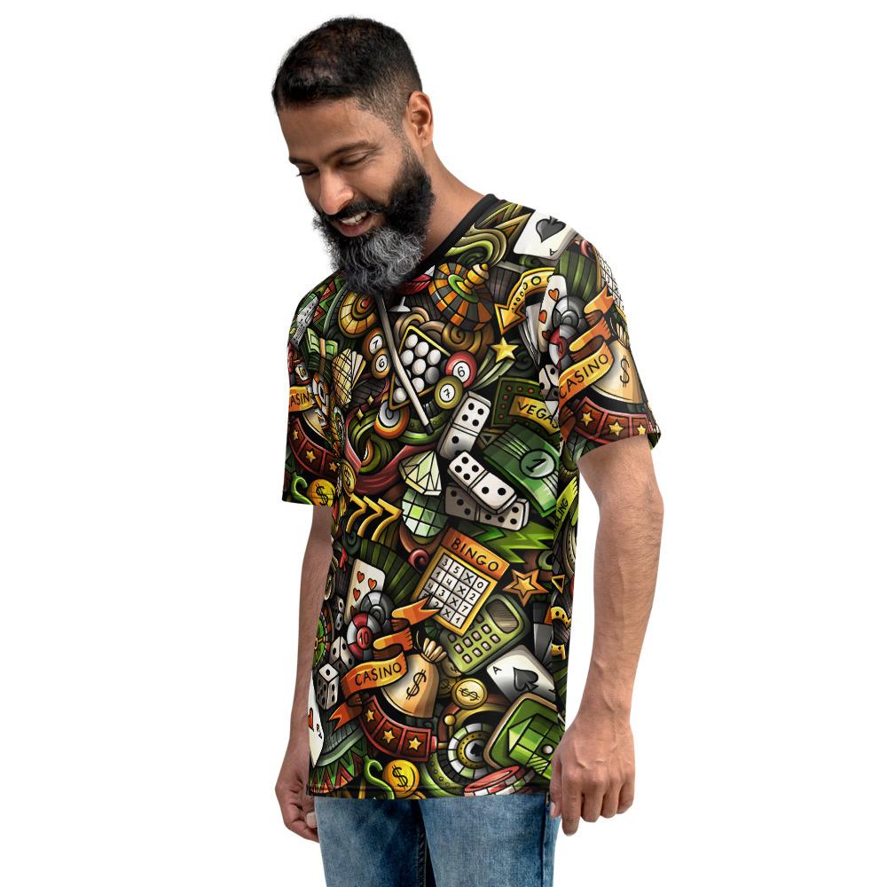 Gambler Poker T-Shirt