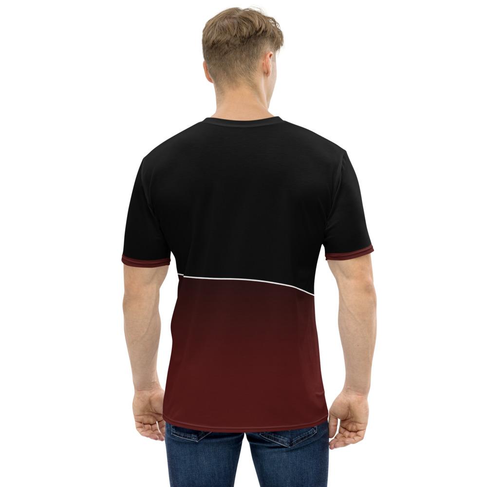 Mixed Games Movement All Over Print T-shirt - Light - Back