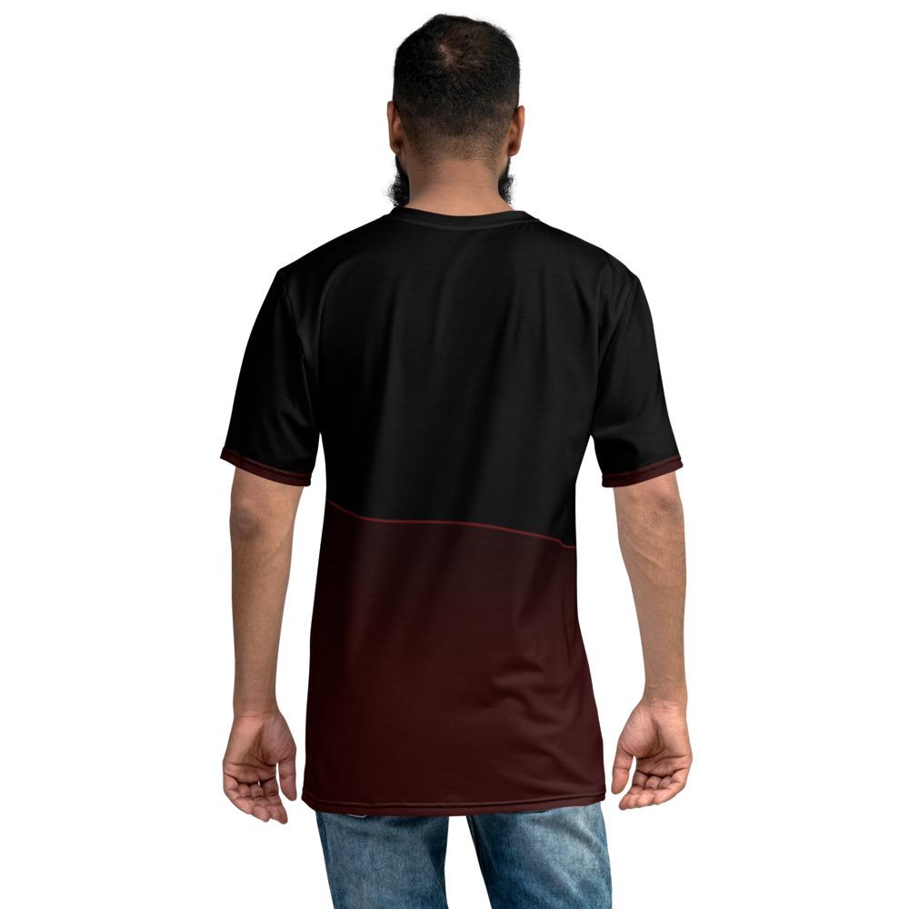 Mixed Games Movement All Over Print T-shirt - Dark - Back