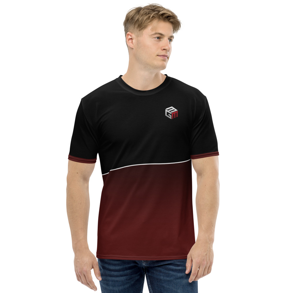 Mixed Games Movement All Over Print T-shirt - Light - Front