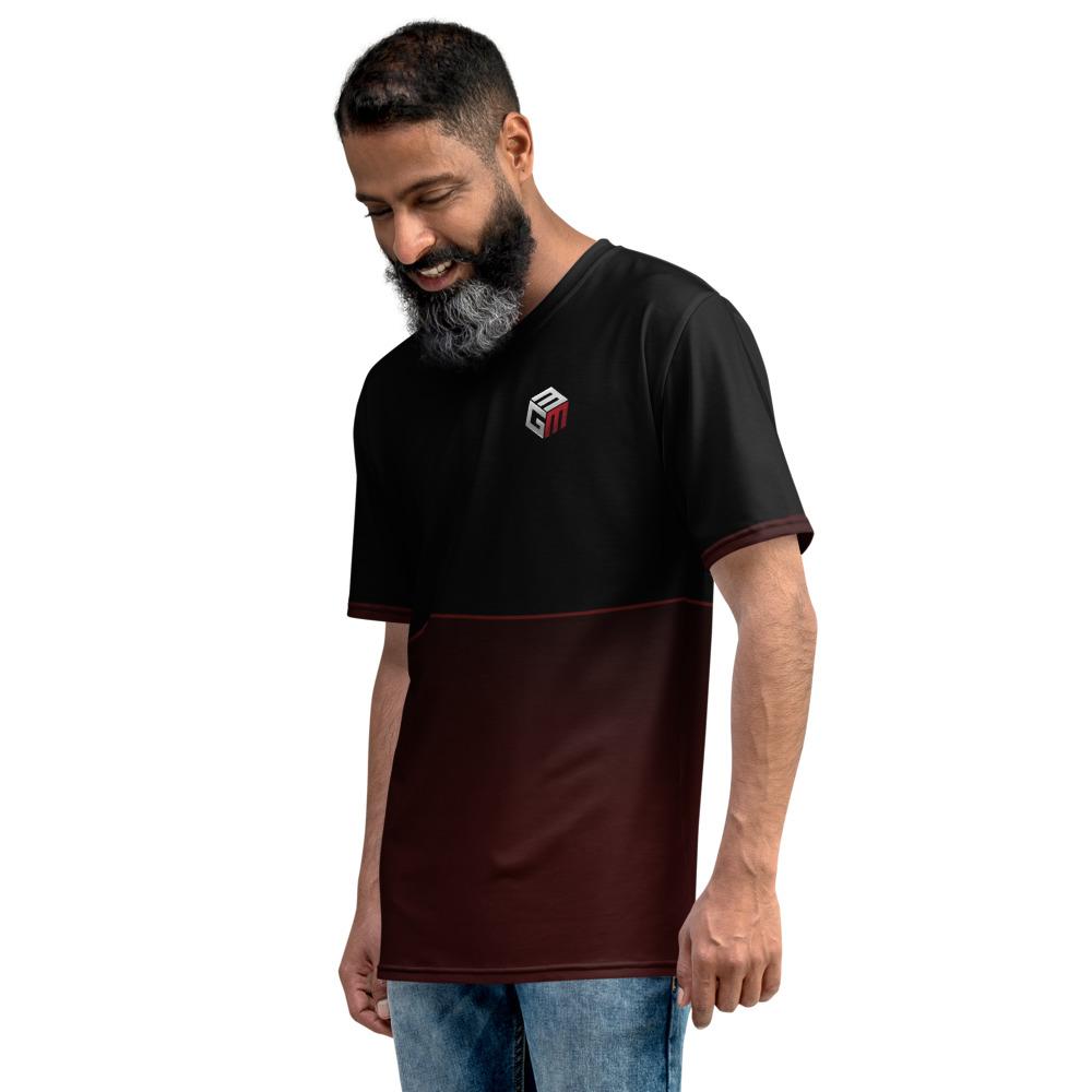 Mixed Games Movement All Over Print T-shirt - Dark - Left