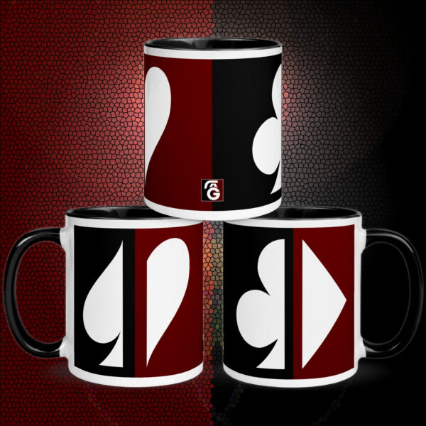 Split Suits Mug