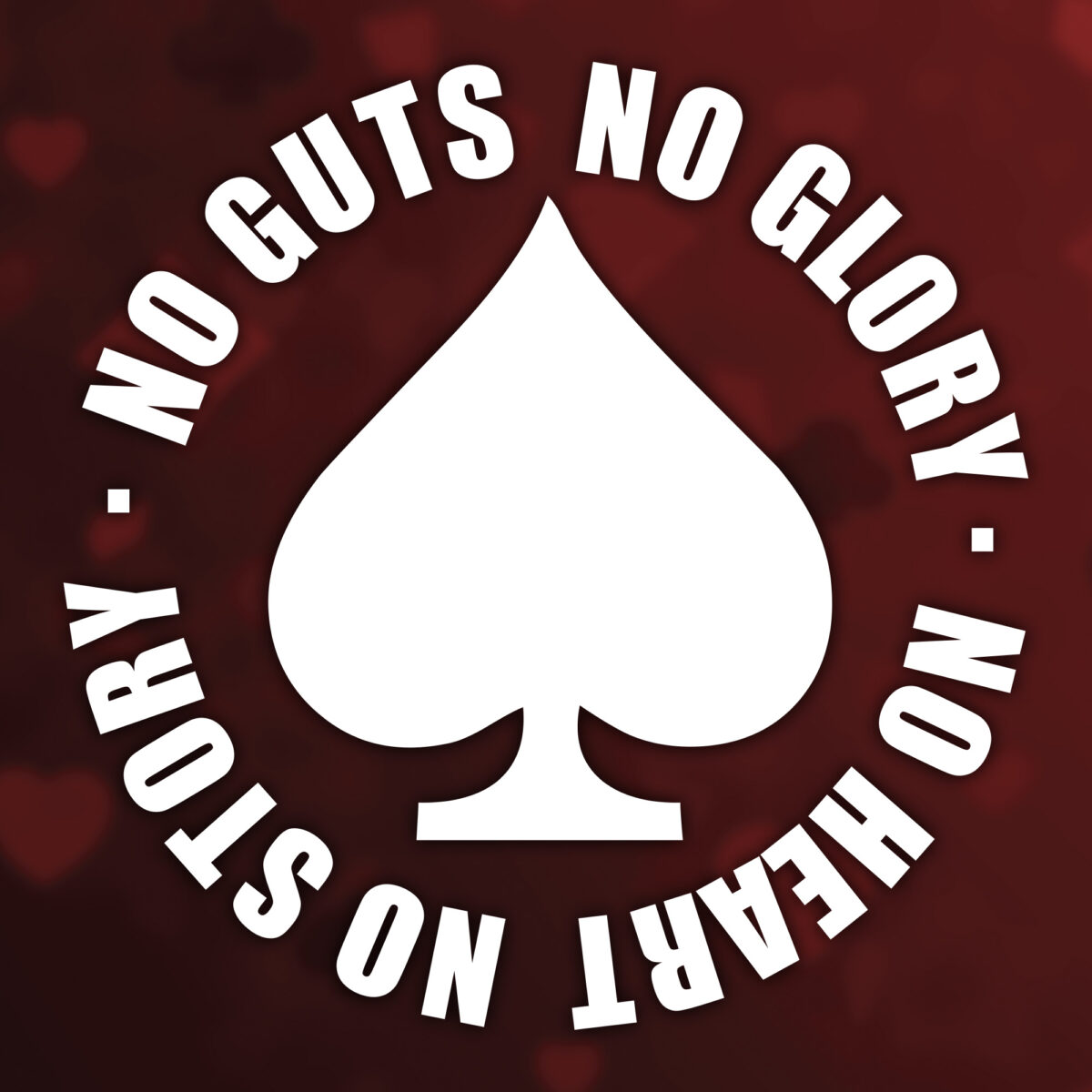 No Guts No Glory Sleeve Emblem