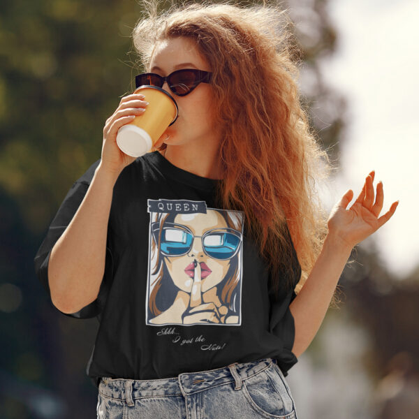 Shhh I got the nuts poker t-shirt